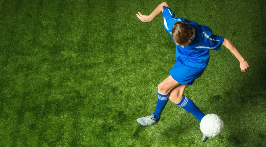 Fitness & Health Benefits Of Soccer